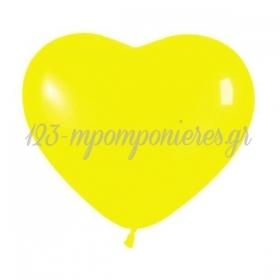 Κιτρινα Μπαλονια Καρδιες 5΄΄ (13Cm) – ΚΩΔ.:13505320Η-Bb