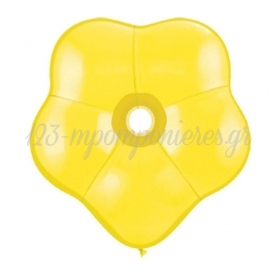 Geo Blossom Κιτρινα Μπαλονια 6΄΄ Λουλουδια – ΚΩΔ.:43610-Bb