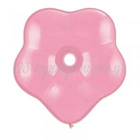 Ροζ Μπαλονια 6΄΄ Λουλουδια – ΚΩΔ.:87162-Bb