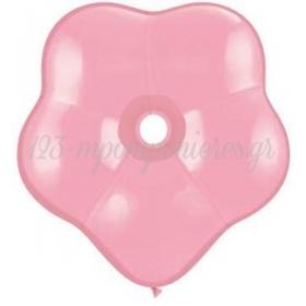 Ροζ Μπαλονια 16΄΄ Λουλουδια – ΚΩΔ.:87167-Bb