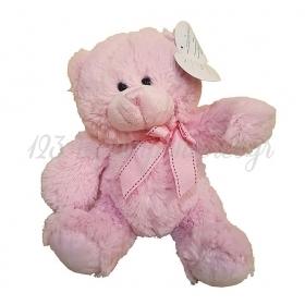 Λουτρινο Ροζ Αρκουδακι 25Cm - ΚΩΔ:Nb20-4035-Pk-Bb