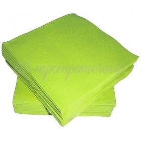 Χαρτοπετσετες Σε Χρωμα Λαχανι - ΚΩΔ:6121553-Bb