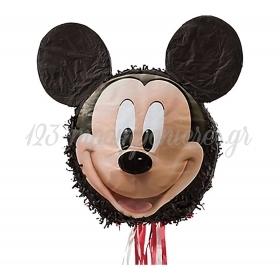 Mickey Mouse Πινιατα 46Cm - ΚΩΔ:9903155-Bb