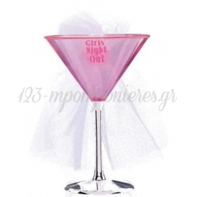 ΠΟΤΗΡΙ MARTINI 'GIRLS NIGHT OUT' - ΚΩΔ:359789-BB