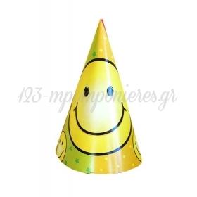 ΚΑΠΕΛΑΚΙΑ SMILE FACE - ΚΩΔ:3450408-BB