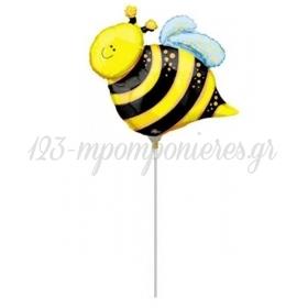 Μπαλονι Foil Mini Shape 23Cm Χαρουμενη Μελισσουλα – ΚΩΔ.:507718-Bb