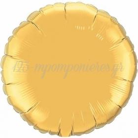 "BALONI FOIL 36""(91cm) STRONGILO CHRISO – ΚΩΔ:536181-BB"