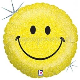 ΜΠΑΛΟΝΙ FOIL 45cm SMILE FACE  – ΚΩΔ.:86605-BB