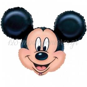Μπαλονι Foil Super Shape Mickey Mouse 69Χ53Cm – ΚΩΔ.:07764-Bb