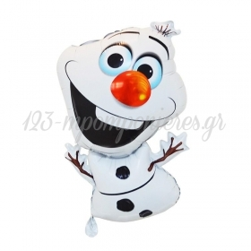 ΜΠΑΛΟΝΙ FOIL 70cm SUPER SHAPE FROZEN OLAF – ΚΩΔ:206228-BB