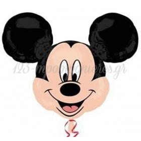 Μπαλονι Foil 53X53Cm Super Shape Mickey Mouse Street – ΚΩΔ.:22913-Bb
