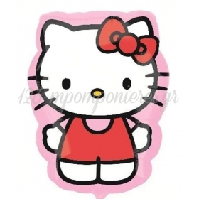 ΜΠΑΛΟΝΙ FOIL 70cm SUPER SHAPE HELLO KITTY– ΚΩΔ.:22926-BB