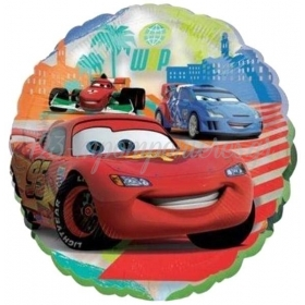 ΜΠΑΛΟΝΙ FOIL 66cm CARS DISNEY SEE THRU – ΚΩΔ.:23135-BB