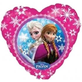 Μπαλονι Foil 45Cm Frozen Elsa & Anna Disney – ΚΩΔ:30402-Bb
