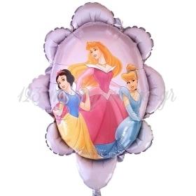 Μπαλονι Foil 100X75Cm Super Shape Καθρεπτης Disney Πριγκιπισσες – ΚΩΔ.:508058-Bb