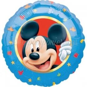 Μπαλονι Foil 45Cm Mickey Mouse Πορτραιτο Street – ΚΩΔ.:510958-Bb
