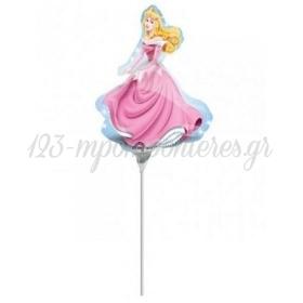 Μπαλονι Foil 23Cm Mini Shape Ωραια Κοιμωμενη Disney – ΚΩΔ.:518294-Bb