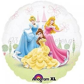 Μπαλονι Foil 66Cm Πριγκιπισσες Της Disney See Thru – ΚΩΔ.:519120-Bb