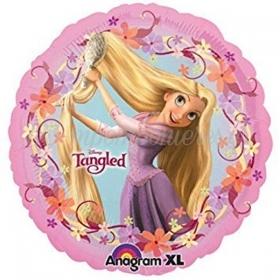 Μπαλονι Foil 45Cm Ραπουνζελ Που Χτενιζει Τα Μαλλια Της Disney – ΚΩΔ.:523126-Bb