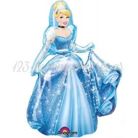 Μπαλονι Foil 71X81Cm Super Shape Σταχτοπουτα Stardust Disney – ΚΩΔ.:524814-Bb
