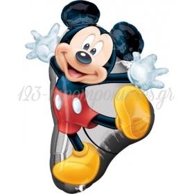 Μπαλονι Foil 55X78Cm Super Shape Mickey Mouse Disney – ΚΩΔ.:526373-Bb