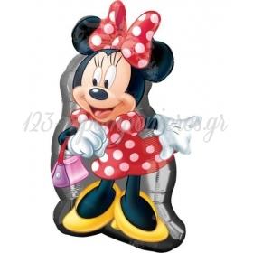 Μπαλονι Foil 48X81Cm Super Shape Minnie Mouse Disney – ΚΩΔ.:526374-Bb