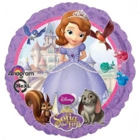 Μπαλονι Foil 45Cm Πριγκιπισσα Σοφια Disney – ΚΩΔ.:527529-Bb