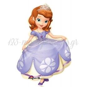 Μπαλονι Foil 66X89Cm Super Shape Πριγκιπισσα Σοφια Disney– ΚΩΔ.:527531-Bb
