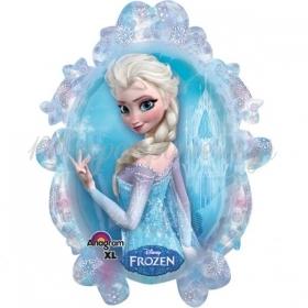 Μπαλονι Foil 63X78Cm Super Shape Frozen Elsa & Anna Disney 2-Πλευρες – ΚΩΔ:528162-Bb