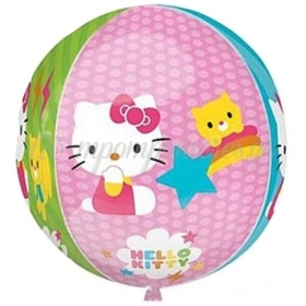 ΜΠΑΛΟΝΙ FOIL 40cm HELLO KITTY ORBZ – ΚΩΔ.:528393-BB