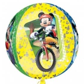 Μπαλονι Foil 40Cm Mickey Mouse Ποδηλατο Orbz – ΚΩΔ.:528399-Bb