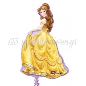 ΜΠΑΛΟΝΙ FOIL 60x99cm SUPER SHAPE BELLE DISNEY– ΚΩΔ.:528473-BB