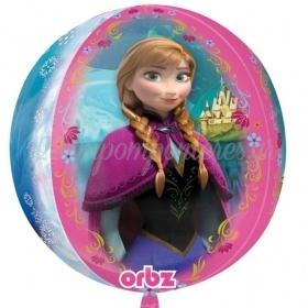Μπαλονι Foil 40Cm Frozen Elsa & Anna Orbz – ΚΩΔ:529816-Bb