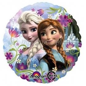 Μπαλονι Foil 45Cm Frozen Elsa & Anna – ΚΩΔ:530197-Bb