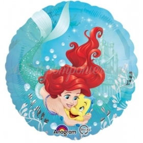 Μπαλονι Foil 45Cm Αριελ Disney – ΚΩΔ.:533823-Bb