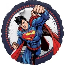 ΜΠΑΛΟΝΙ FOIL 45cm SUPERMAN -ΚΩΔ.:535532-BB