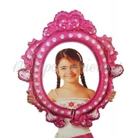 Μπαλονι Foil 66X68Cm Καθρεπτης Για Selfie Disney Πριγκιπισσες – ΚΩΔ.:538181-Bb