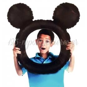 Μπαλονι Foil 68X63Cm Κορνιζα Για Sefie Mickey Mouse Φατσα – ΚΩΔ.:538184-Bb