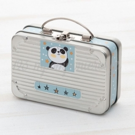 ΜΕΤΑΛΛΙΚΟ ΒΑΛΙΤΣΑΚΙ PANDA - ΚΩΔ:SA910-PR
