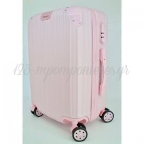 Βαλιτσα Trolley Ροζ 50,8 Εκατ. - ΚΩΔ:Bal19-Rn
