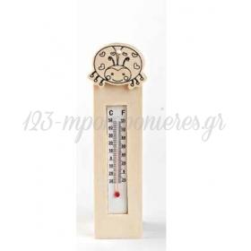 Ξυλινο Θερμομετρο Πασχαλιτσα - ΚΩΔ:208-9057-Mpu