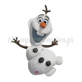 Μπαλονι Foil 58X86Cm Super Shape Χιονανθρωπος Olaf Frozen – ΚΩΔ.:31950-Bb