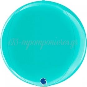 """ΜΠΑΛΟΝΙ FOIL 15""""(38cm) ΟΡΒΖ TIFFANY – ΚΩΔ.:74117Ti-BB"""