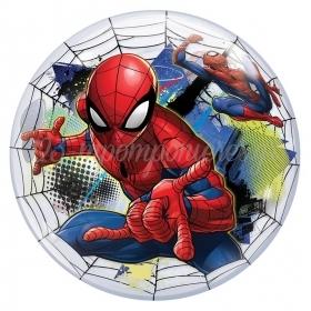 """ΜΠΑΛΟΝΙ FOIL 22""""(56cm) SPIDERMAN Bubble – ΚΩΔ.:54052-BB"""