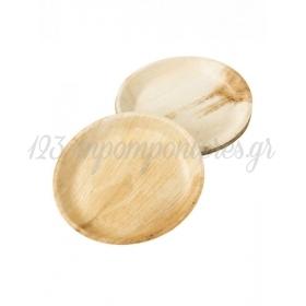 Πιάτο τύπου Μπαμπού Bamboo φαγητού Palm Leaf - ΚΩΔ:FST6-PLATE-PALM-M-JP