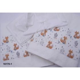 Λαδοπανα Για Αγορι Famous Baby Αλεπουδες - ΚΩΔ:16170-1-Al