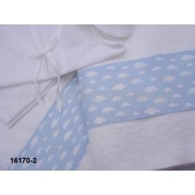 Λαδοπανα Για Αγορι Famous Baby Συννεφακια - ΚΩΔ:16170-2-Al