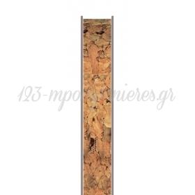 ΚΟΡΔΕΛΑ ΦΕΛΛΟΣ 10cmX10 ΜΕΤΡΑ - ΚΩΔ:M1571-AD
