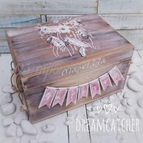 ΜΠΑΟΥΛΟ ΒΑΠΤΙΣΗΣ ΞΥΛΙΝΟ - ΟΝΕΙΡΟΠΑΓΙΔΑ - ΚΩΔ:DREAMCATCHER-BM