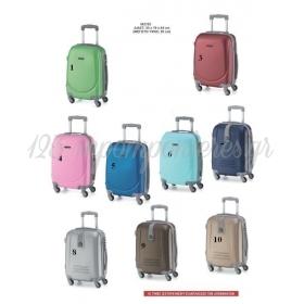 Βαλιτσες Trolley Σε Διαφορα Χρωματα - ΚΩΔ:M2195-Ad